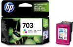 HP 703 Colour Ink Cartridge
