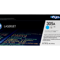 HP Cyan Toner 305A [CE411A]