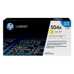 HP 504A Yellow Toner [CE252A]
