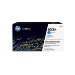 HP 653A Cyan Toner Cartridge CF321A